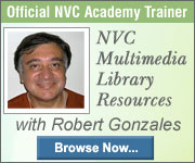 NVC Multimedia Library Resources with Robert Gonzales