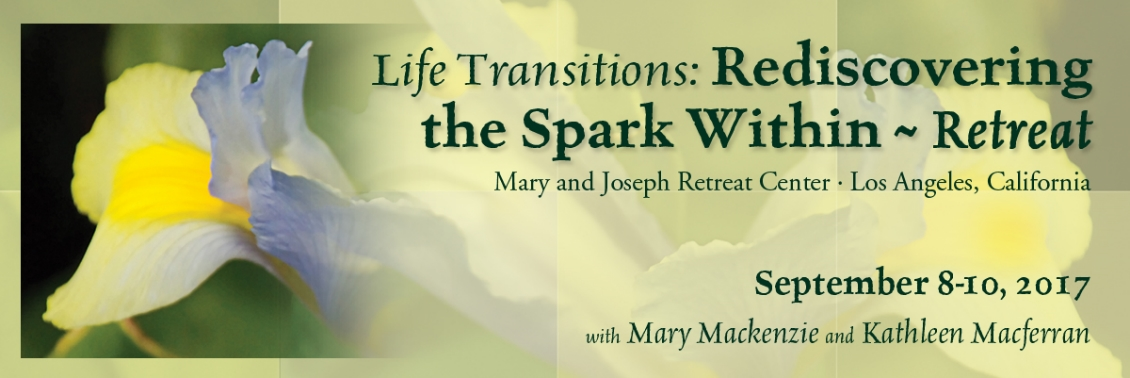 Life Transitions: Rediscovering the Spark Within