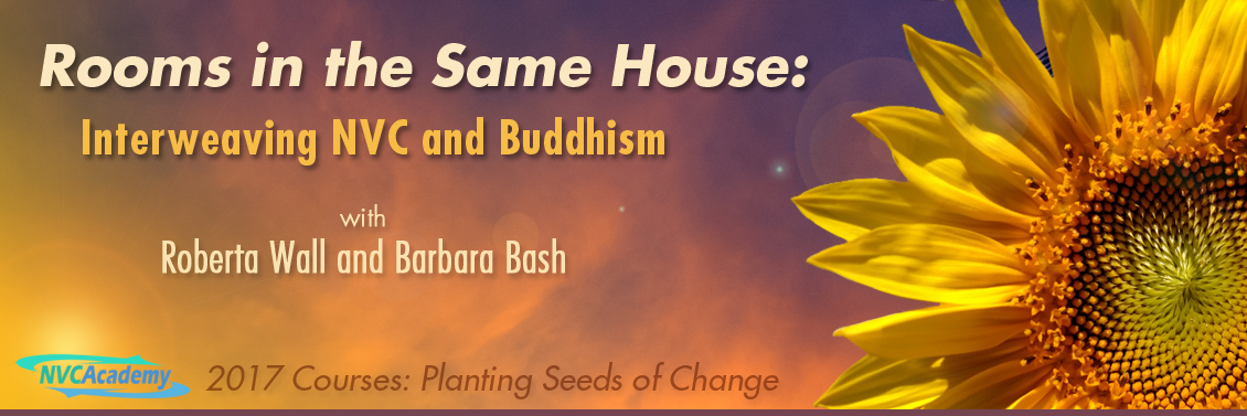 Rooms in the Same House: Interweaving NVC and Buddhism