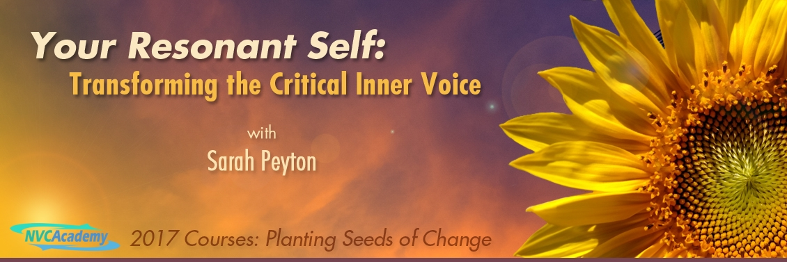 Your Resonant Self: Transforming the Savage Inner Voice