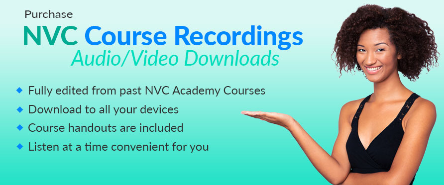 NVC Course Recordings for beginners, trainers, and everyone in between, Unlock your communication potential!