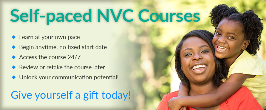 Self-paced NVC Courses for beginners, trainers, and everyone in between, Unlock your communication potential!