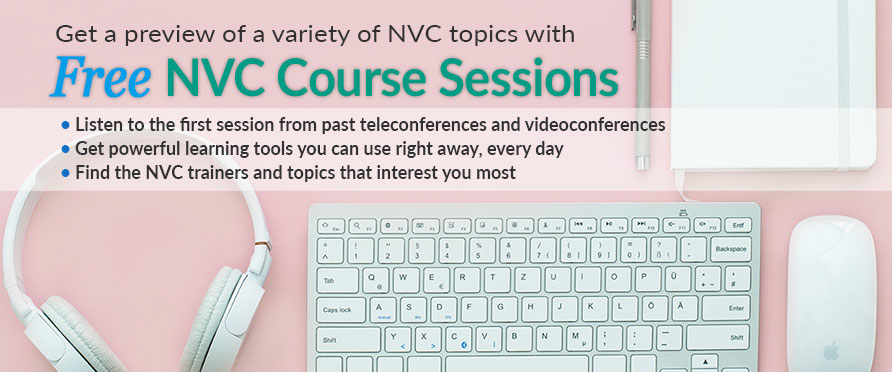 Free NVC Course Sessions (Learn Nonviolent Communication)